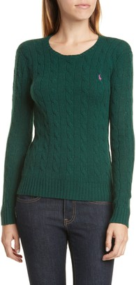 Polo Ralph Lauren Juliana Cable Sweater