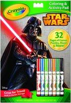 Crayola Star Wars Coloring and Activity Pad