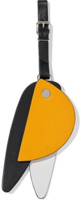 Proenza Schouler Leather Luggage Tag