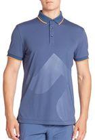 J. Lindeberg Milton Jersey Cooling Polo Shirt