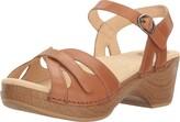 Thumbnail for your product : Dansko Women's Season Camel Sandal 8.5-9 M US