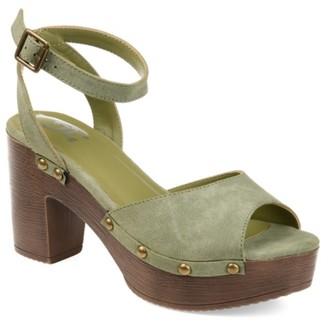 Journee Collection Lorica Platform Sandal