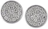 Effy Diamond Round Stud Earrings in 14k White Gold (1/3 ct. t.w.)