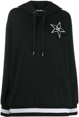 Dolce & Gabbana Star hoodie