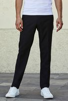 Black Elasticated Waistband Trousers