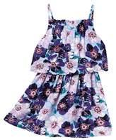 Joe Fresh Woven Popover Dress (Toddler & Little Girls)