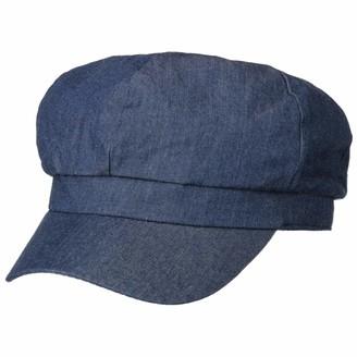 Lipodo Denim Newsboy Cap Women - Womens Flat hat Summer with Peak