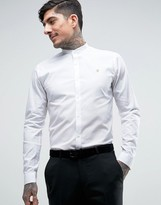 Farah Berbick Slim Fit Formal Shirt