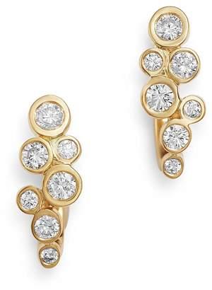 Bloomingdale's Diamond Bezel-Set Drop Earrings in 14K Yellow Gold, 0.35 ct. t.w. - 100% Exclusive