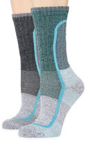 Columbia 2-pc. Crew Socks - Womens