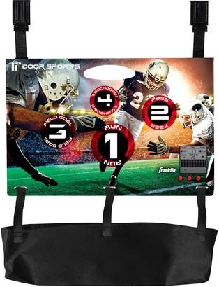 Franklin Sports Door Sports Electronic Football Toss Set