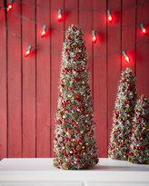 "Salzburg Creations Winterberry Pine Cone 24"" Tree"
