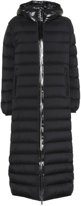 Moncler Grue quilted down coat