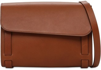 Il Bisonte Stufa Fifty On Leather Shoulder Bag