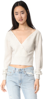 Club Monaco Vindaya Cashmere Sweater