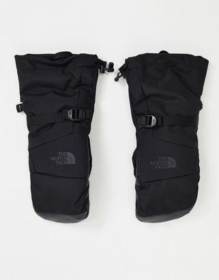 The North Face Futurelight Etip ski mitten in black