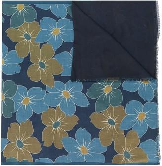 Dell'oglio Floral-Print Scarf