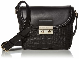 Cole Haan Lock Group Quilted Crossbody