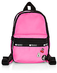 Le Sport Sac Women's x Baron Von Fancy Mini Backpack