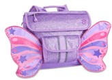 Bixbee Girl's 'Small Sparkalicious Butterflyer' Backpack - Purple