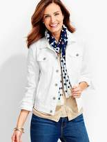 Talbots The Classic Denim Jacket