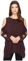 Culture Phit Lynda Cut Out Top