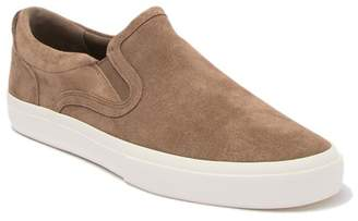 Vince Fairfax Suede Slip-On Sneaker