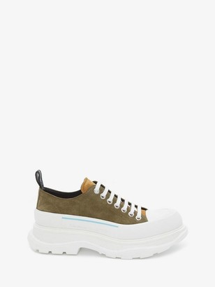 Alexander McQueen Tread Slick Lace-Up