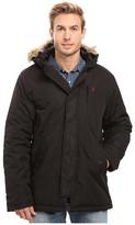 U.S. Polo Assn. Faux Fur Hooded Parka Jacket