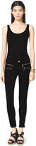 Michael Kors Zipper Skinny Jeans