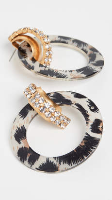Elizabeth Cole Henrietta Earrings