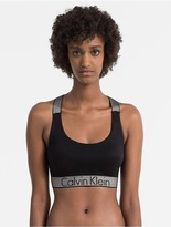 Calvin Klein Customized Stretch Micro Unlined Bralette
