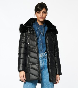 Marc New York   Final Sale Shirley Synthetic Down Puffer Jacket