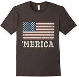 Vintage USA Flag 'Merica T-Shirt