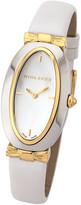 Nina Ricci Women's White Leather Watch