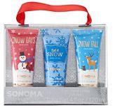 SONOMA Goods for LifeTM 3-pc. Holiday Hand Lotion Gift Set