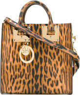 Sophie Hulme mini 'Albion' tote bag - women - Calf Leather - One Size