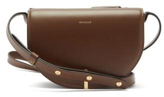 Wandler Nana Leather Cross-body Bag - Brown