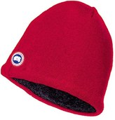 Canada Goose Men's Merino Wool Beanie - Red