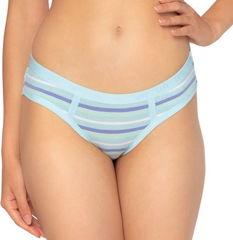 "So Love"" Graphic Waist Hipster Panty"