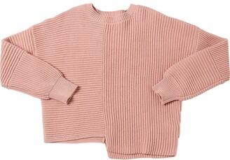 Stella McCartney Cotton & Wool Knit Sweater