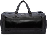 Diesel Black Iron Duffle Bag