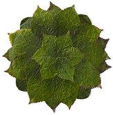 Deborah Rhodes Variegated Leaf Placemat
