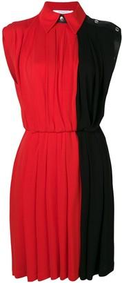 Givenchy Panelled Shirt Dress