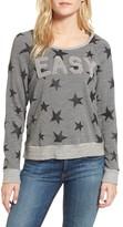 Sundry Women's Easy Crop Sweatshirt