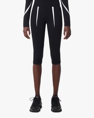 NO KA 'OI Purity Cut Out Biker Shorts