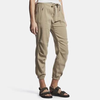 James Perse Soft Drape Utility Pant