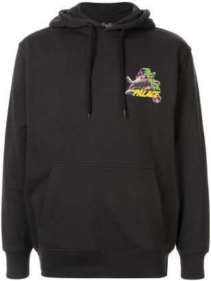 Palace jobsworth hoodie