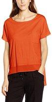 Great Plains Women's Featherweight Jersey Pocket Short Sleeve T-Shirt