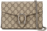 Gucci Dionysus GG Supreme bag - women - Leather/metal - One Size